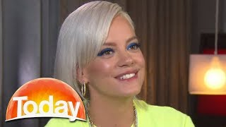 Lily Allen on her divorce, and sharing custody of her child
