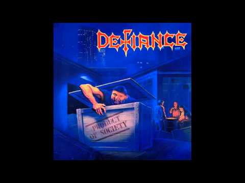Defiance - Product of Society - Remastered (Full Album) - 1989