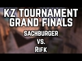 [CS:GO KZ] Grand Final of Second Zach47 KZ Tournament: Sachburger vs Rifk