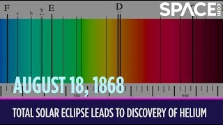OTD in Space - Aug. 18: Total Solar Eclipse Leads to Discovery of Helium