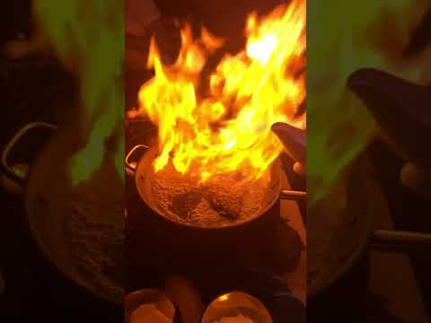 The Flambé Amazing Video On Youtube By Whitetigerfoodie