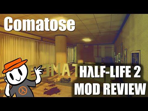 [NSR] Comatose mod Video Review for Half-Life 2
