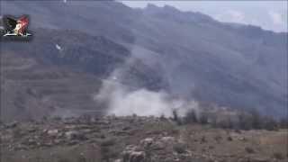 Syrian Army regains control over 3 hills near al-Zabadani city in Damascus Countryside