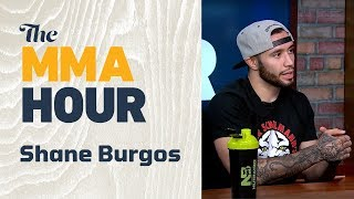 Shane Burgos Recounts Journey from Superfan to Undefeated Fighter