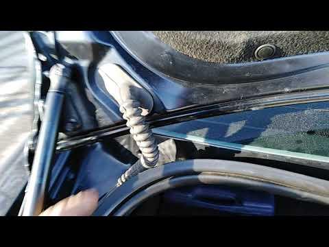 Не открывается багажник форд фокус 2