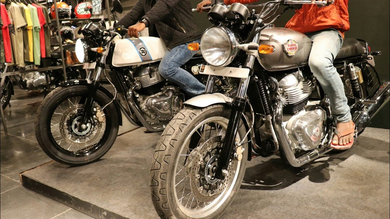 Royal Enfield Interceptor 650 Continentalgt 650 Launch In