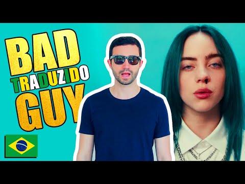 Cantando Bad Guy - Billie Eilish Em Português (COVER Lukas Gadelha)