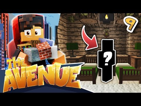 Minecraft: The Avenue SMP! Ep. 09 - The New Guest!