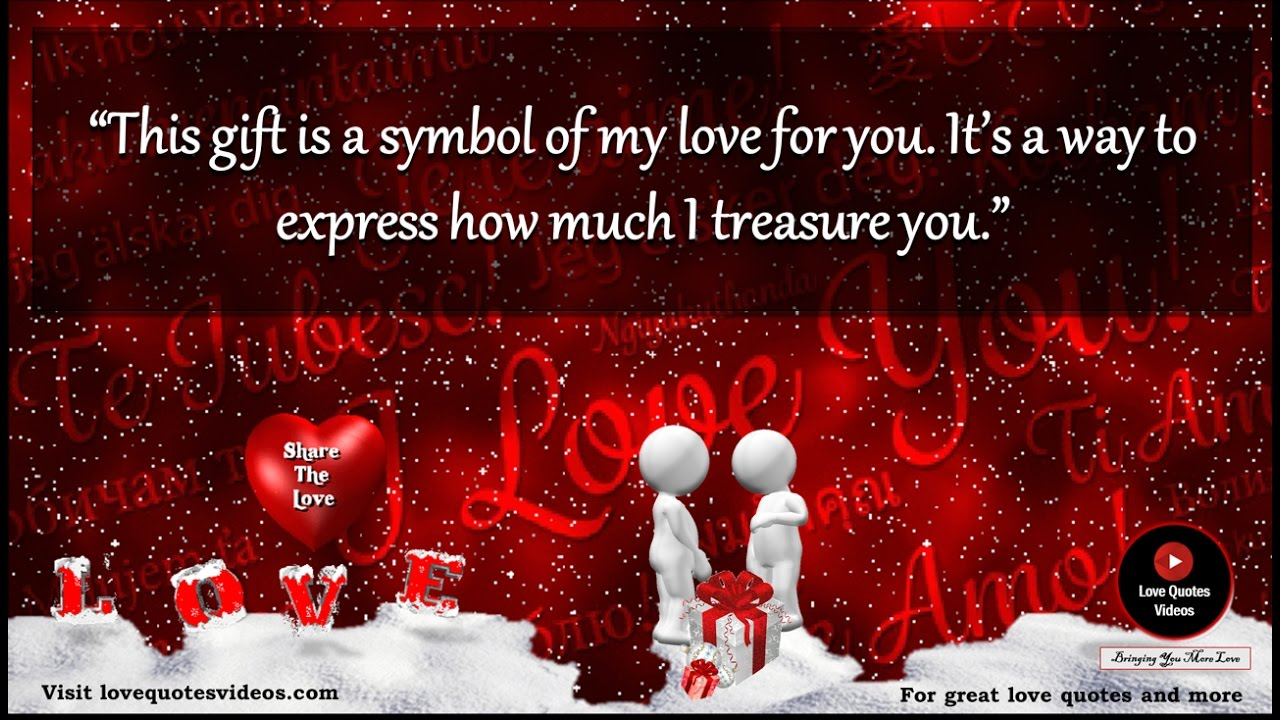 christmas quotes holiday sayings beautiful words of christmas this gift is a symbol youtube - Beautiful Christmas Quotes