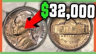 Download Mp3 $32,000 Rare Nickel - Full Step Jefferson Nickels Worth Money!!