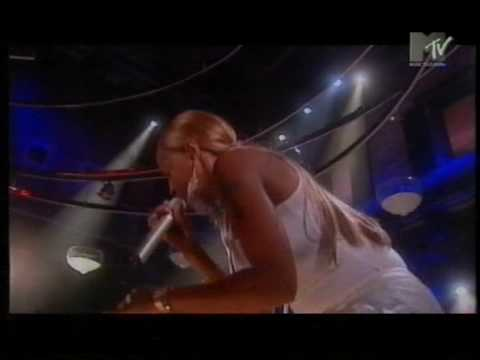 Mary J Blige - No More Drama (Live)