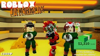 MESSIN' WITH THE WRONG TEAM! Roblox JAILBREAK 56