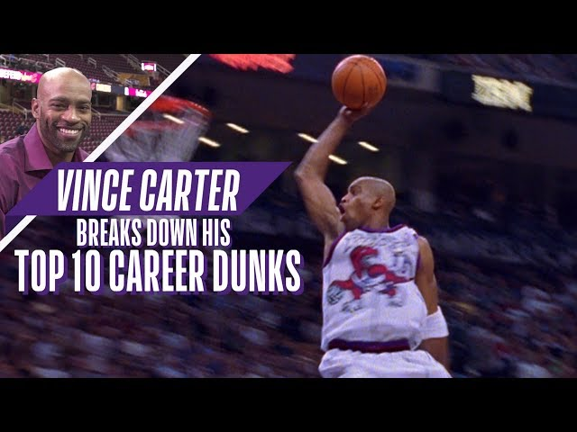 Something how big is vince carter dick