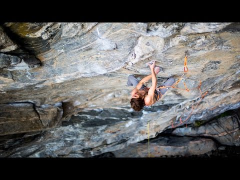 Flatanger - Daniel Woods and Dave Graham's Return to sport climbing in Norway