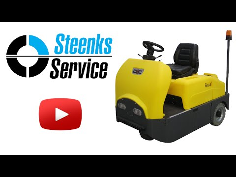 Bull 7 Electric tractor | Electro Tug | Tow truck | Rent, lease or buy electric tractors