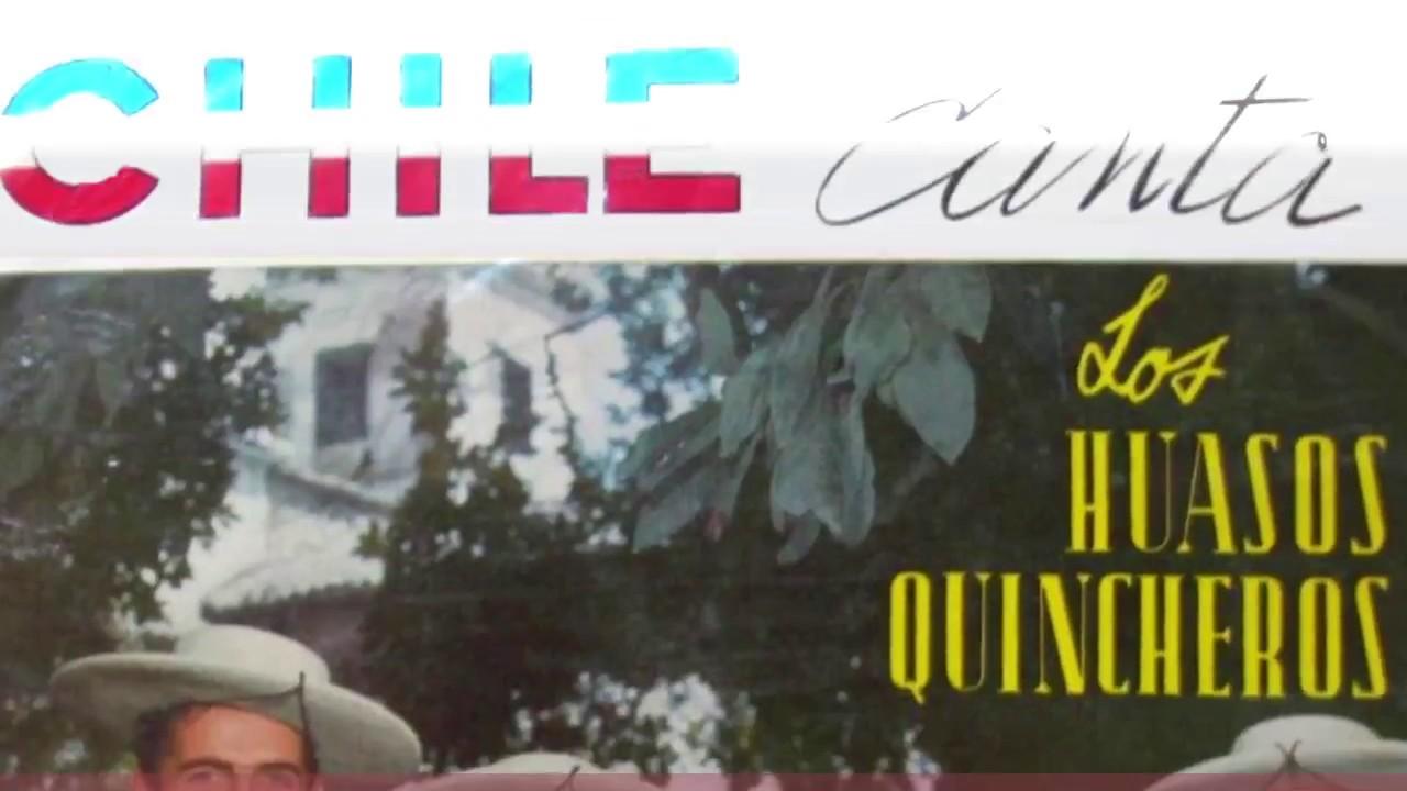 Chile Canta , primer LP  de Los Quincheros (1959) / Clip #21 de MusicaPopular.cl