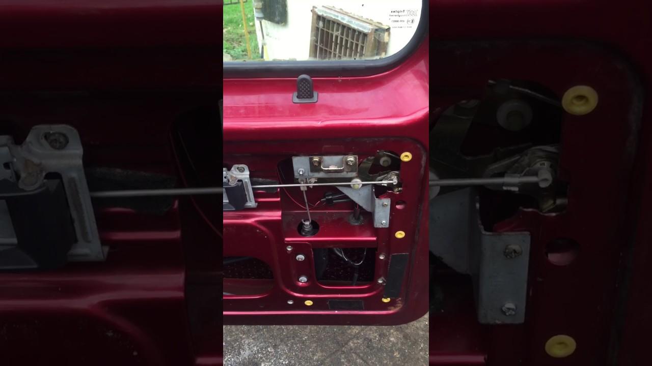 Overig Landrover Discovery 1 Door Latch Lock Repair Spring