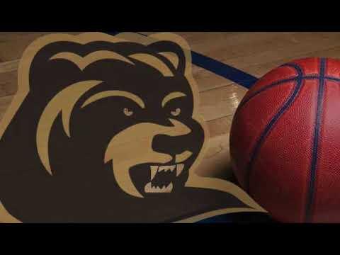 Clinton College Golden Bears Basketball Hype Video