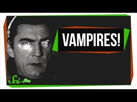 Vampires: The Science Behind the Myth