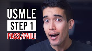 USMLE Step 1 is PASS/FAIL! What No One Else is Saying 🤫