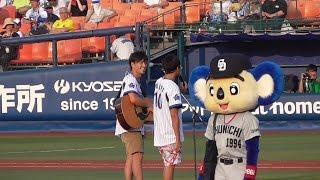 20140721試合前ライブ キマグレン「最後の夏」をテキトーに盛り上げるド...