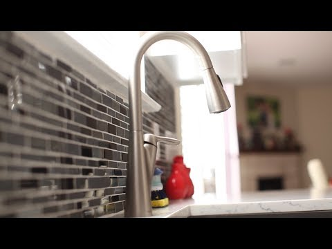 Backsplashes, Sinks, and Fox Granite