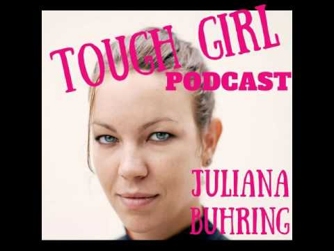 Tough Girl - Juliana Buhring - Ultra-endurance cyclist & Guinness World Record for Fastest Woman...