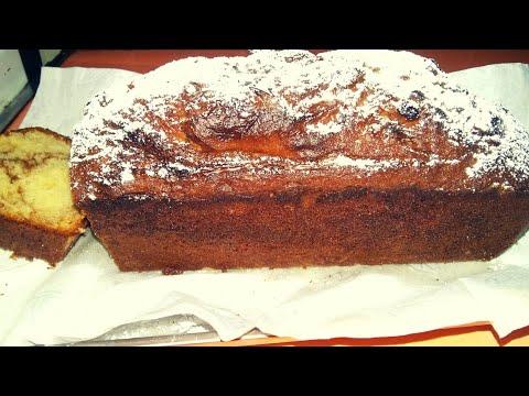 cake-vanille-chocolat-hyper-facile-sans-balance-sans-beurre-كيك-بدون-ميزان-بدون-زبدة-سريع-التحضير