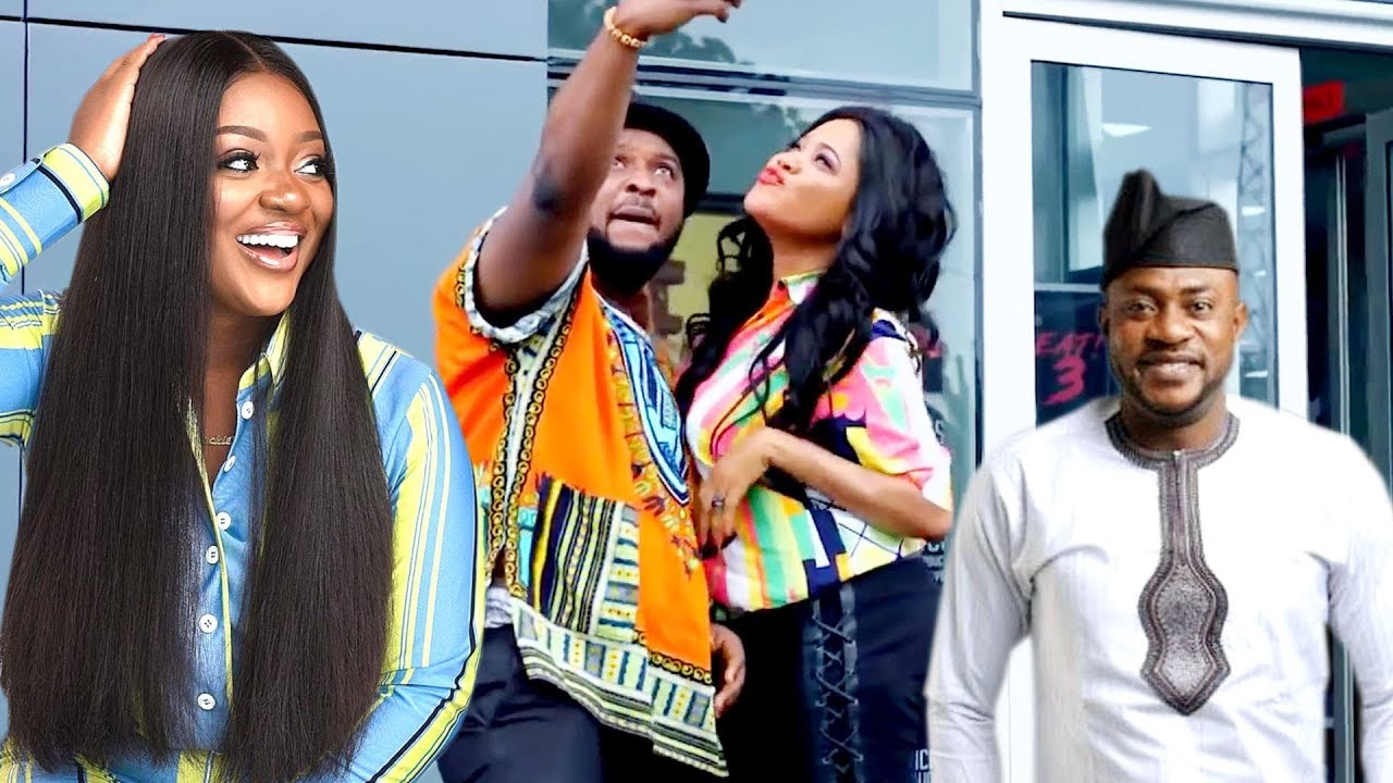 Download CELEBRITY MARRIAGE  -  2019 LATEST NEW NOLLYWOOD FULL MOVIE