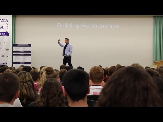 Motivational Speech for Future Leaders | Richie's Vlog