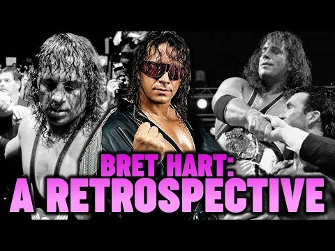 The Captivating Career Of Bret Hart