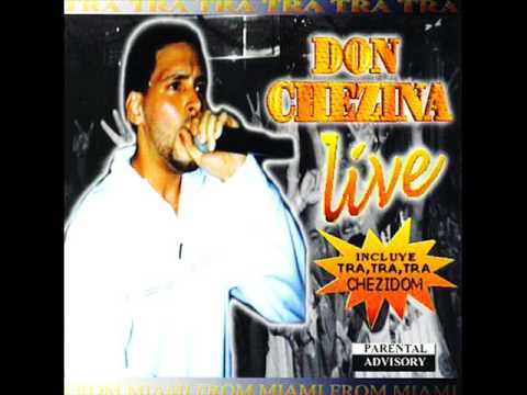 DON CHEZINA MIX PLAYERO (en vivo)