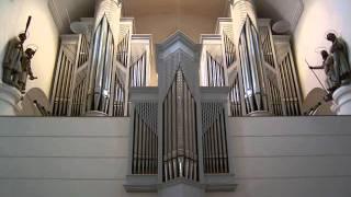 Wolfram Rehfeldt - Suite für Streicher und Orgel - Ostinato (2)