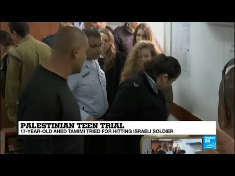 Ahed Tamimi trial: The conditions of detention of under-aged Palestinians
