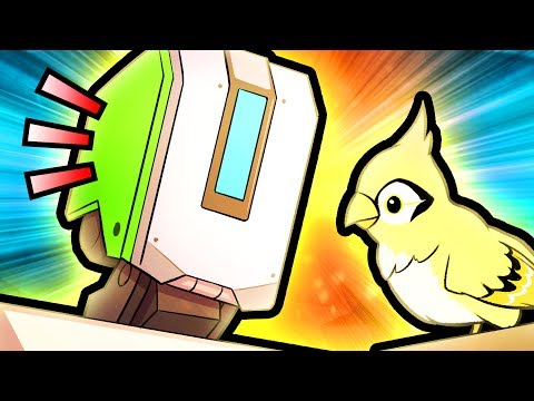 Overwatch | 24 Fast Facts About Bastion