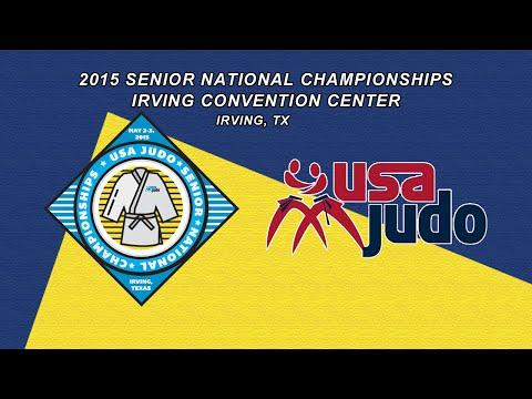 USA Judo Senior Nationals - Day 2 Prelims