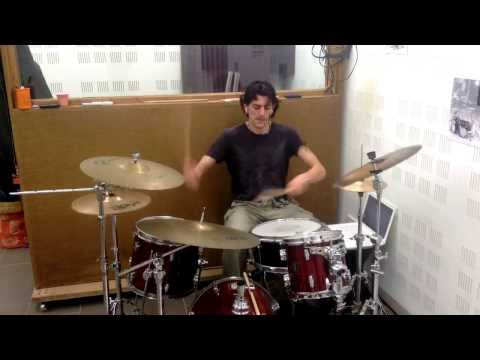 King of the Bongo - drum cover