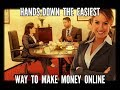 Download lagu Hands-Down The EASIEST Way To Make Money Online