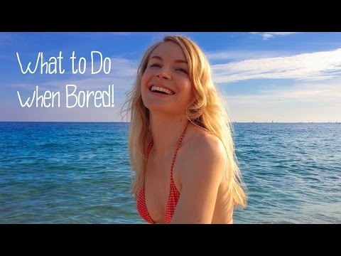 Thumbnail: What to Do when you're Bored!