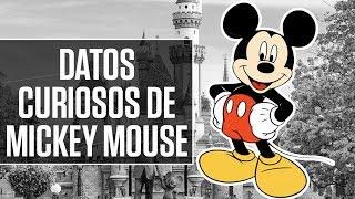 7 datos curiosos de Mickey Mouse   Shock