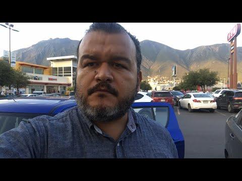 Apagón masivo en México (Monterrey)