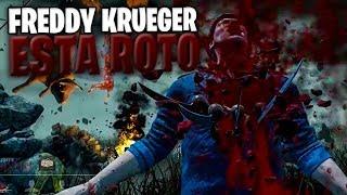 DEAD BY DAYLIGHT | FREDDY KRUEGER ESTA ROTO! ACABANDO CON RANGOS ALTOS CON PERKS LOW