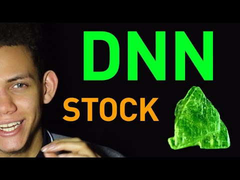 DNN Stock - Denison Mines - Buy Or Sell?