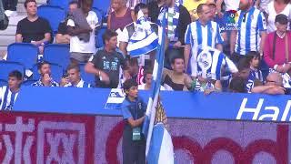 Calentamiento Real Sociedad vs Atlético de Madrid