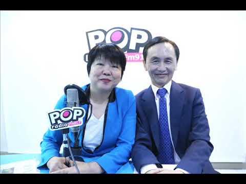 2018 05 16《POP搶先爆》黃光芹 專訪 美麗島電子報董事長 吳子嘉