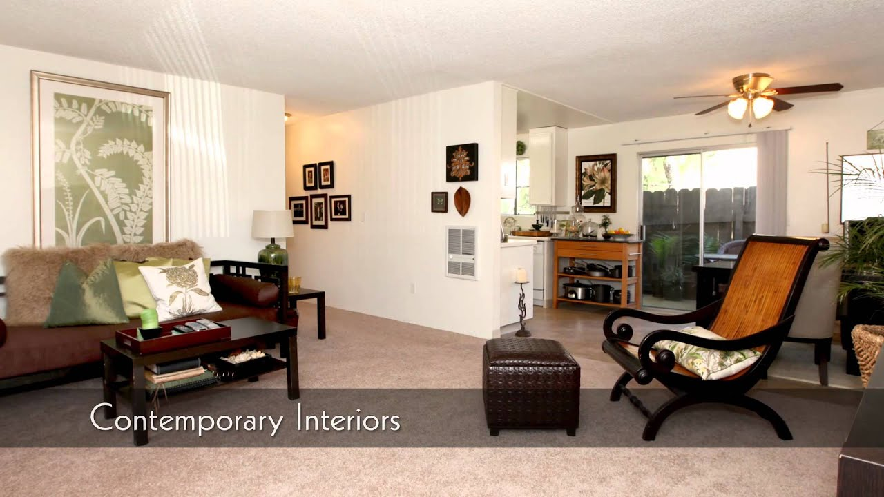 carlton heights villas apartments for rent in santee ca youtube