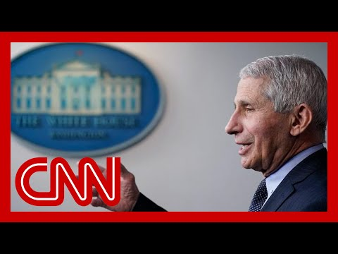 Dr. Fauci asked if he feels 'free' under Biden. Hear his response