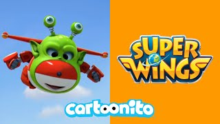 Super Wings | Alien Wings | Cartoonito