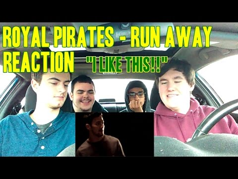 Royal Pirates - Run Away MV Reaction (Non-Kpop fan)