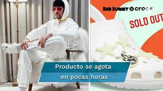 El cantante junto con la marca de zapatos de plástico, Crocs, lanzaron un calzado inspirado en el cantante; el producto se agotó a unas horas de su lanzamiento